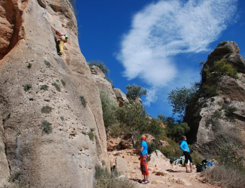 Rock Climbing in Andalusia
