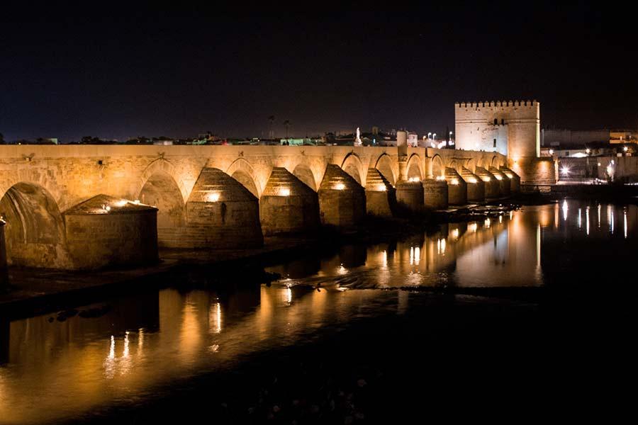 cordoba bridge gameothrones - Game of Thrones in Andalucia
