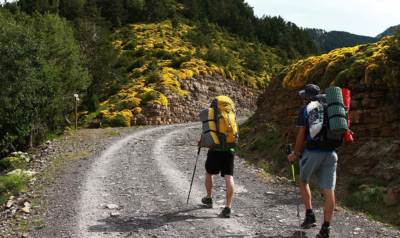 hiking - Senderismo y Trekking con Camper