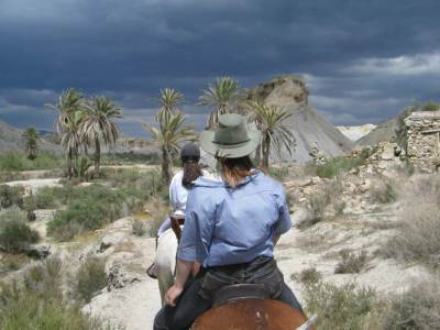 horserriding - Andalusian Adventure Activities with Flamenco Campers