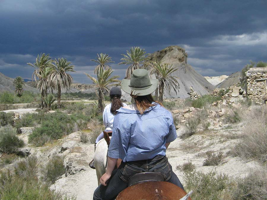 horserriding - Flamenco Campers blog