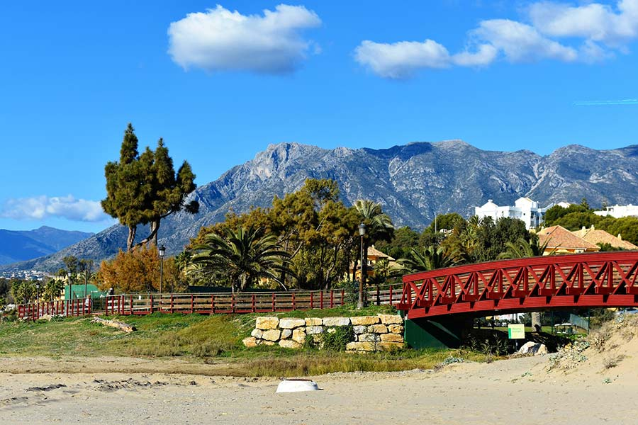marbella la concha - Hiking & Trekking with Flamenco Campers