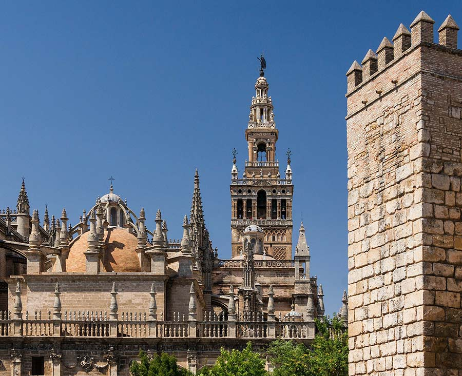 seville alcazaba gameofthrones1 - Game of Thrones in Andalucia