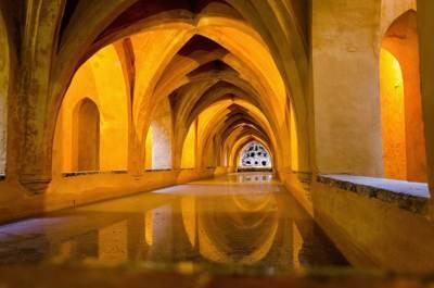 seville alcazaba gameofthrones2 - Juego de Tronos en Andalucía