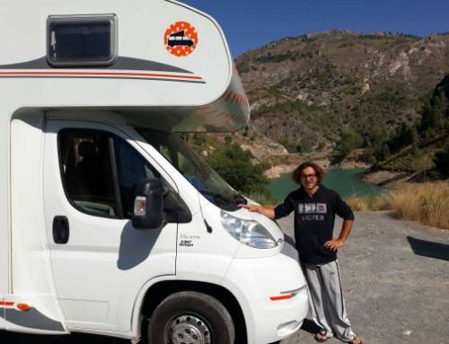 Lety, Ale y Macarena ruta por Andalucía oriental