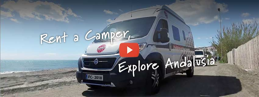 db1b794d5f Campervan Hire Spain. Motorhome rent in Malaga