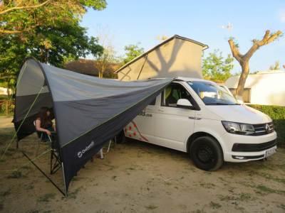 helene derijcke campervan4 400x300 - Viaje en Camper a Granada, Córdoba, Sevilla y El Rocío, por Hellen Derijcke