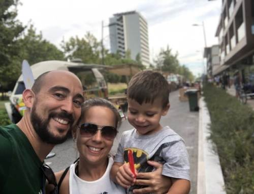 Luis y Esther, 10 días Agosto 19, España