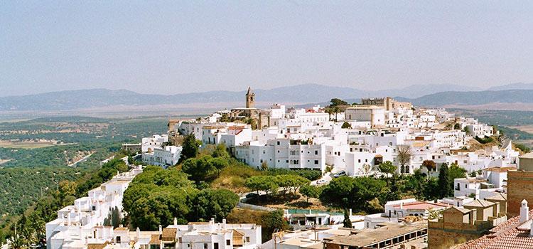 Discover Vejer de la Frontera in Cádiz, enjoy this campervan route!.