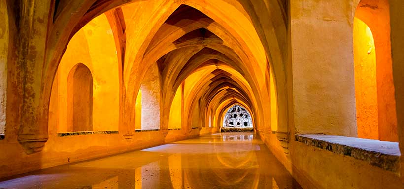 alcazar sevilla - 10 Places in Southern Spain You MUST Visit in a Campervan