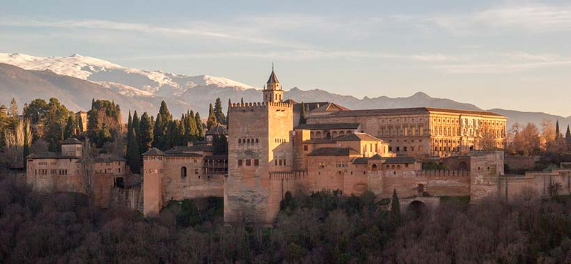 alhambra - 10 Places in Southern Spain You MUST Visit in a Campervan