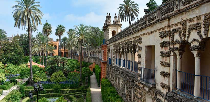real alcazar sevilla - 10 Places in Southern Spain You MUST Visit in a Campervan