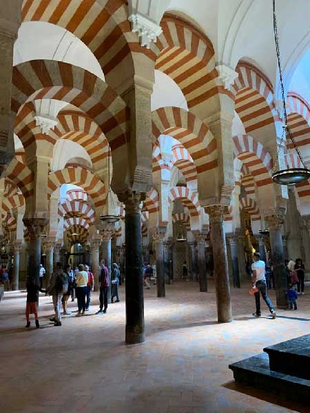 mezquita - Campervans & Motorhomes – the Safe & Healthy way to Holiday in Spain