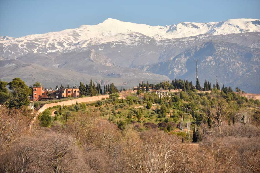 sierra nevada - Campervans & Motorhomes – the Safe & Healthy way to Holiday in Spain